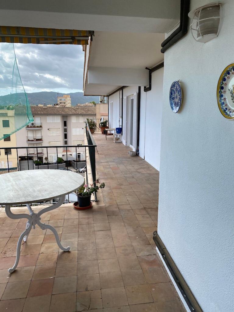 Palma- SON  DAMETO ( cerca Policlínica) PISO SEMI- AMUEBLADO